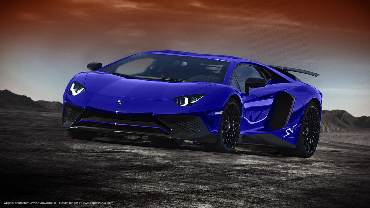 Lamborghini Aventador Sv Spied Fully Undisguised Page 6 Bmw M3