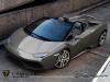 Lamborghini Cabrera Spyder rendering