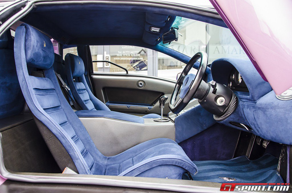 Lamborghini Diablo 1990 2001