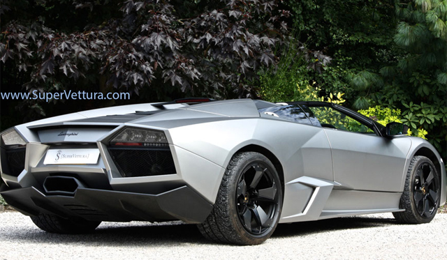 2008 Lamborghini Reventon Roadster Car Pictures