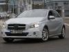 Mercedes-Benz A-Class facelift spyshots
