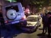 Mercedes-Benz G55 AMG China Crash