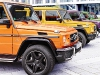 Mercedes-Benz G63 AMG G65 Colours