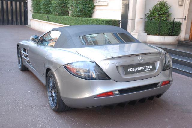 rare 2010 mercedes benz slr mclaren 722s roadster for sale. Black Bedroom Furniture Sets. Home Design Ideas