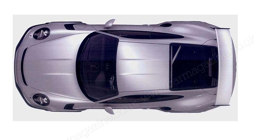 Porsche 911 GT3 RS нового поколения
