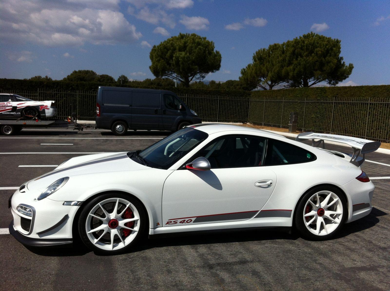Porsche 911 gt3 rs 4.0 (Обзор) Технические характеристики