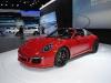 Porsche 911 Targa 4 GTS at Detroit Motor Show 2015
