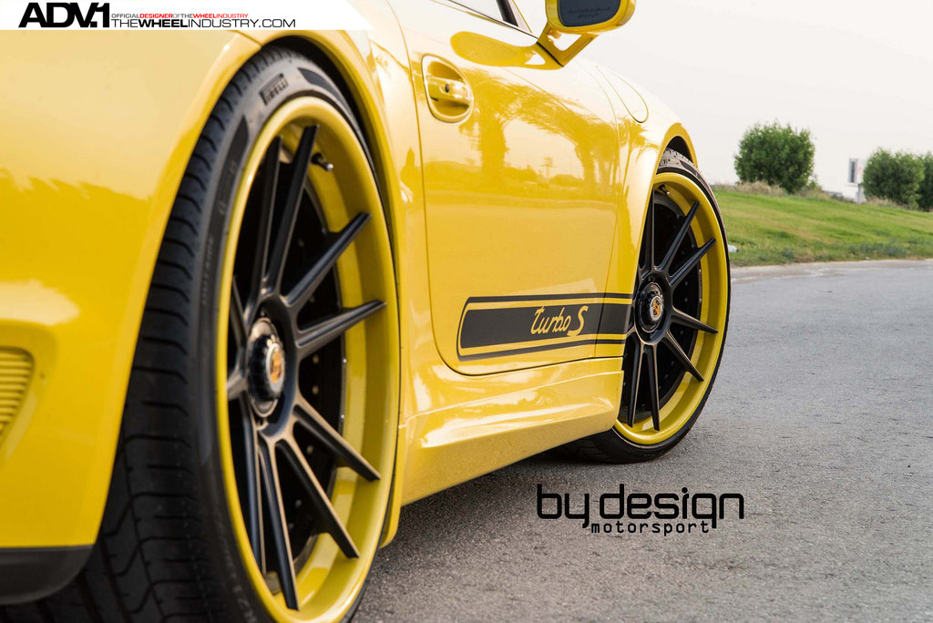 21-дюймовые колёса ADV5.2 TS SL