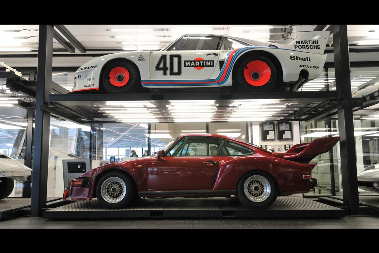Гоночная Porsche 935 и для дорог общего пользования