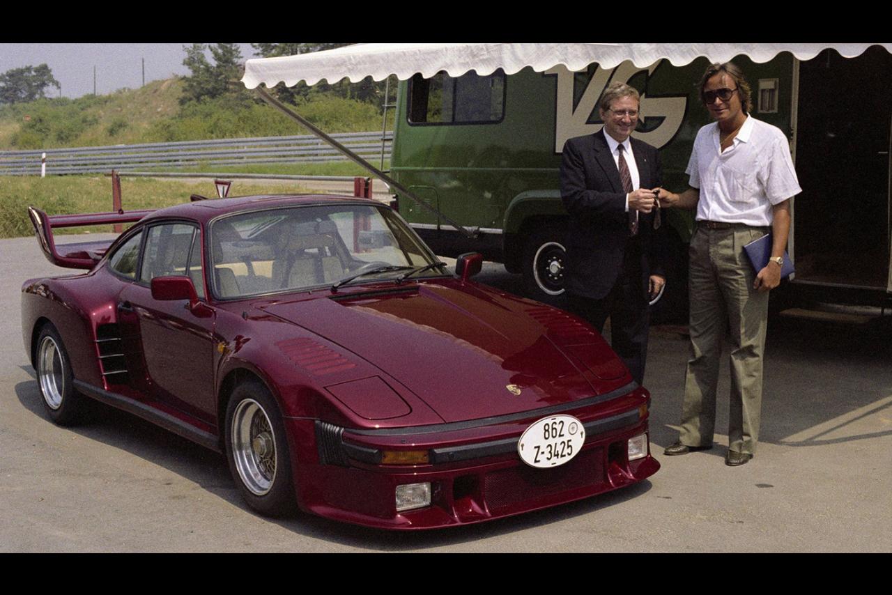 Единственная Porsche 935 для главы Tag Heuer