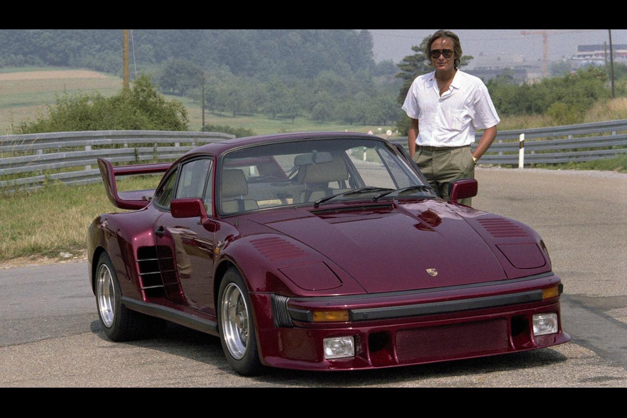 CEO Tag Heuer и Porsche 935