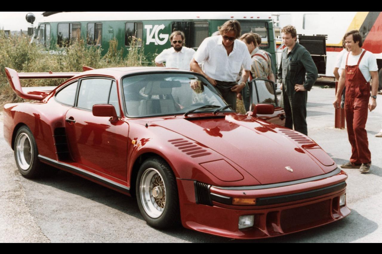 Porsche 935 от Porsche Exclusive