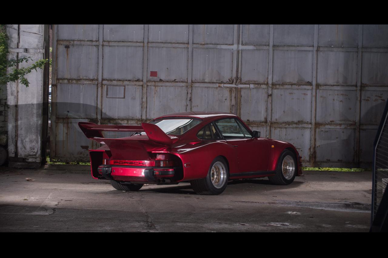 Единственный Porsche 935 для дорог общего пользования