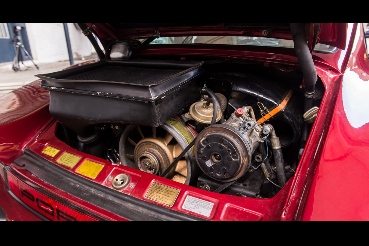 Турбодвигатель Porsche 935 на 3,3-литра
