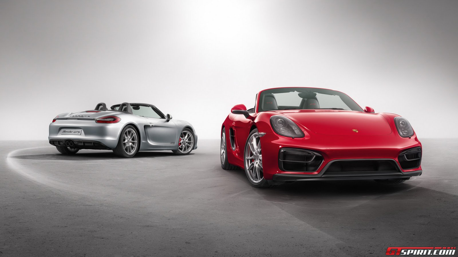 watch the new porsche boxster gts stars in official clip. Black Bedroom Furniture Sets. Home Design Ideas