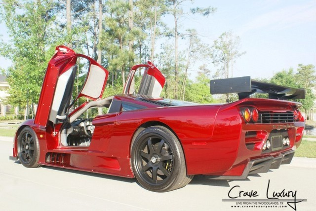 Saleen S7 For Sale >> Rare Saleen S7 Twin Turbo Competition For Sale