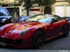 Supercars in Prague