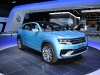 Volkswagen Cross Coupe GTE Concept NAIAS