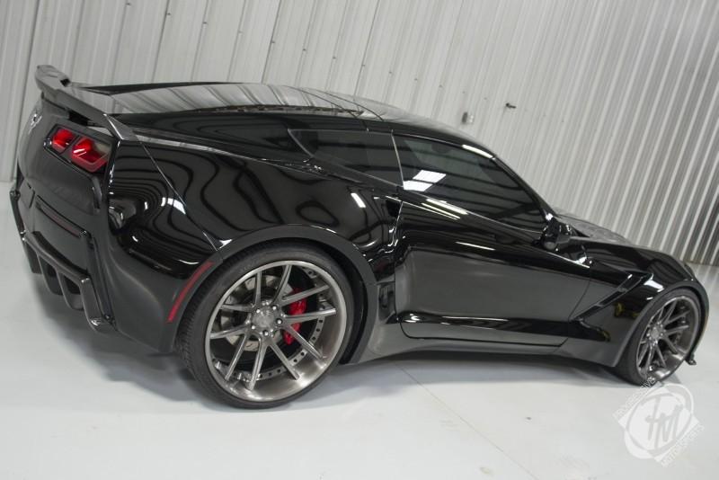 unique widebody black c7 corvette stingray for sale. Cars Review. Best American Auto & Cars Review