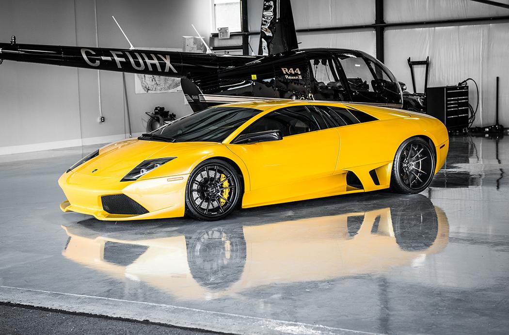 Суперкар Lamborghini Murcielago