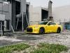 Yellow Nissan GT-R on Vellano Wheels