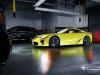 Gallery Yellow Lexus LFA Photoshoot