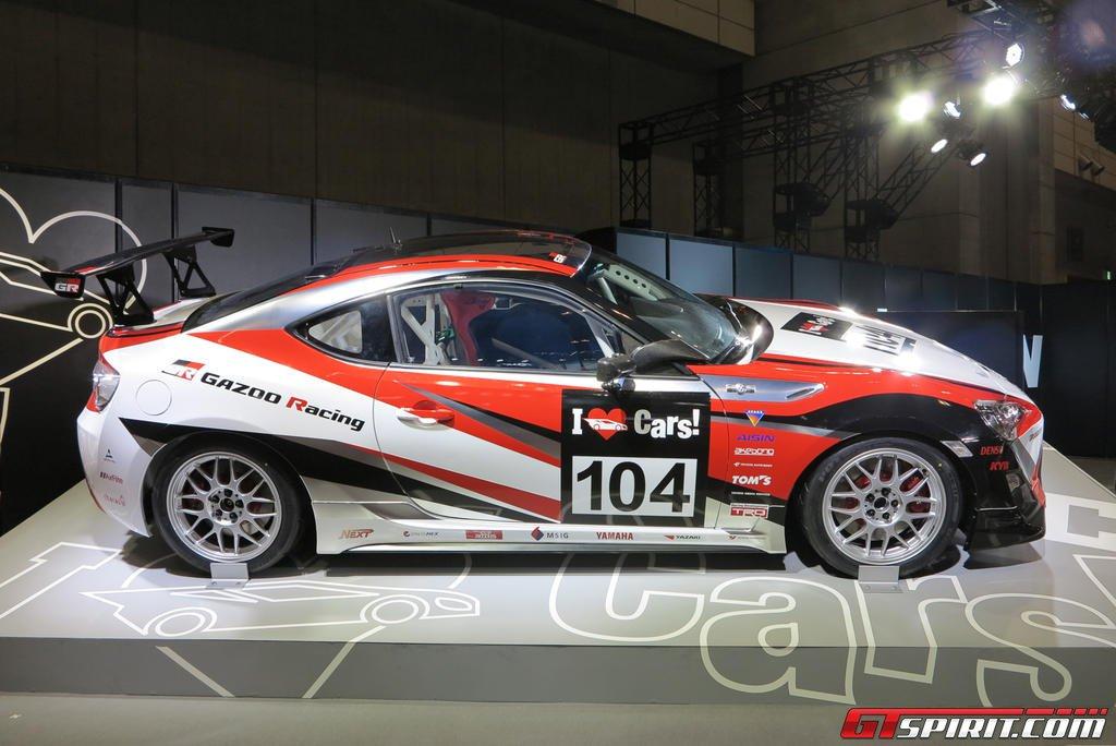Tokyo 2013: Gazoo Racing Toyota GT86 and Lexus LFA