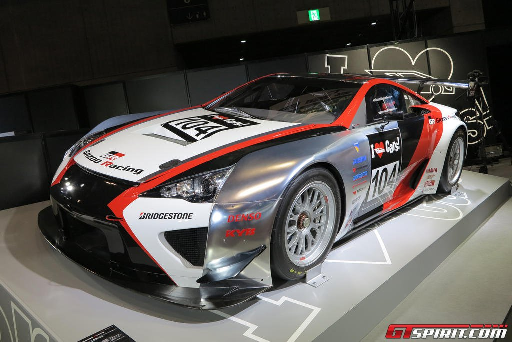 Gazoo Racing Toyota GT86 and Lexus LFA