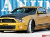 GeigerCars Mustang Shelby GT640 Golden Snake