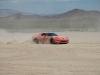 General Lee Corvette ZR1 on Salt Flats