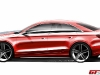 Official Audi A3 Concept with 408hp for Geneva