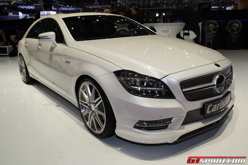 geneva 2011 carlsson mercedes cls 63 amg. Black Bedroom Furniture Sets. Home Design Ideas