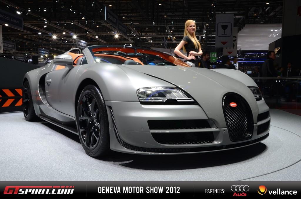 Geneva 2012 Bugatti Veyron Grand Sport Vitesse 001