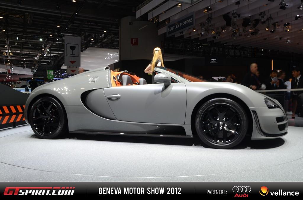 Geneva 2012 Bugatti Veyron Grand Sport Vitesse 009