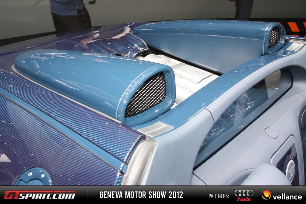 Geneva 2012 Bugatti Veyron Grand Sport Vitesse 010