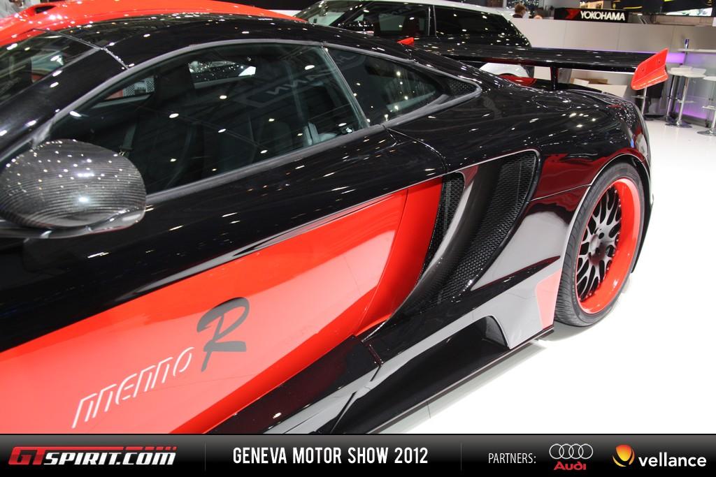 Geneva 2012 Hamann memoR McLaren MP4-12C 006