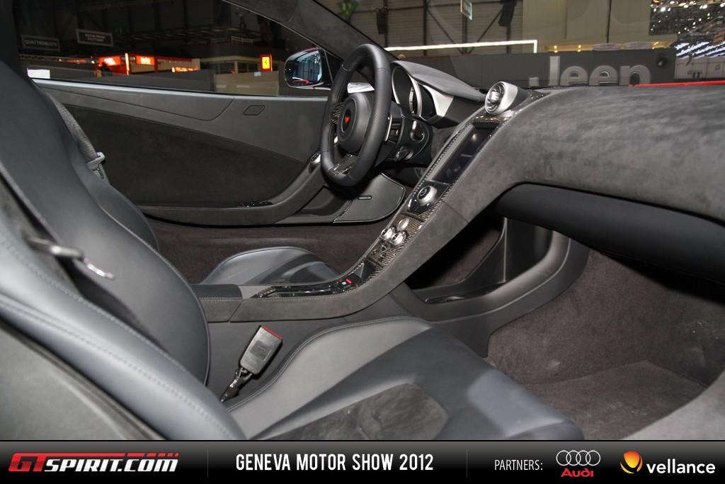 Geneva 2012 Hamann memoR McLaren MP4-12C 012