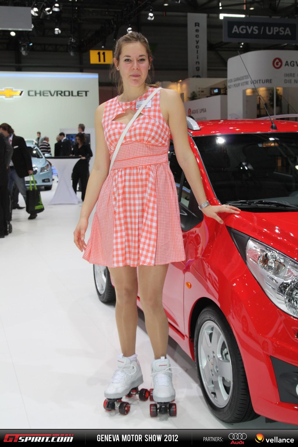 Geneva Motor Show 2012 Girls Part 2 005