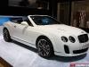Geneva 2011 Bentley Continental Supersports Ice Speed Convertible