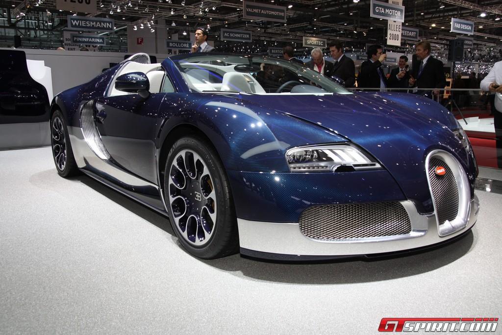 geneva 2011 bugatti veyron grand sport. Black Bedroom Furniture Sets. Home Design Ideas