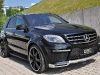 German Special Customs Wide Body Kit for Mercedes-Benz ML