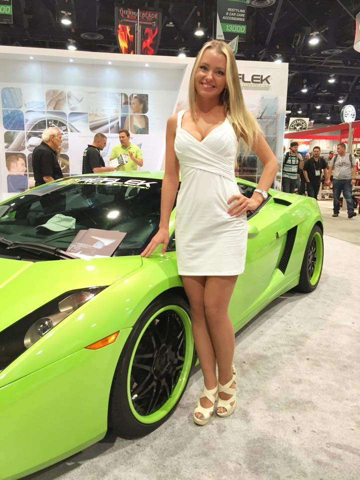 Girls Of Sema 2014 Part 1