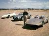 GM Firebird I, II and III