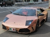 Gold Lamborghini Murcielago by Office-K