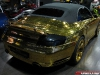 Gold Plated Porsche 996 Turbo Cabriolet