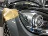 Gold Carbon Mercedes-Benz C63 AMG Facelift