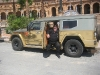 Gold-Plated Dartz Kombat in Sacha Baron Cohen's 'The Dictator'