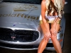 Maserati QuattroPorte with girls