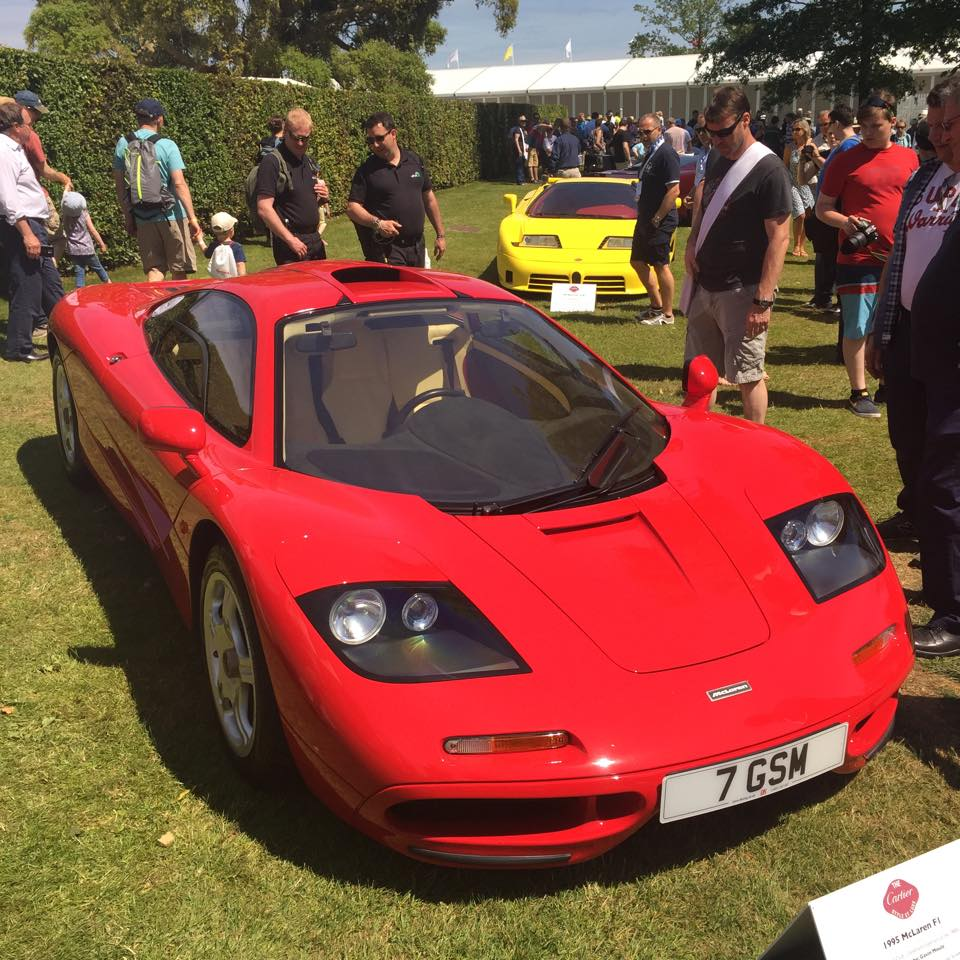 Live Blog: Goodwood Festival Of Speed 2015