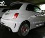 Fiat 500 Abarth White